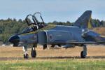 チポさんが、茨城空港で撮影した航空自衛隊 F-4EJ Kai Phantom IIの航空フォト(写真)