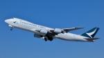 Bluewingさんが、ロサンゼルス国際空港で撮影したキャセイパシフィック航空 747-867F/SCDの航空フォト(写真)