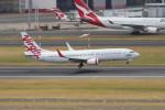 Koenig117さんが、シドニー国際空港で撮影したヴァージン・オーストラリア 737-8FEの航空フォト(写真)