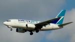 Bluewingさんが、ロサンゼルス国際空港で撮影したウェストジェット 737-6CTの航空フォト(写真)
