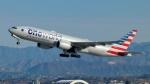 Bluewingさんが、ロサンゼルス国際空港で撮影したアメリカン航空 777-223/ERの航空フォト(写真)