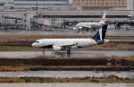 スポット110さんが、羽田空港で撮影したグローバル・ジェット・ルクセンブルク A319-115CJの航空フォト(写真)