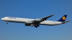 Bluewingさんが、ロサンゼルス国際空港で撮影したルフトハンザドイツ航空 A340-642Xの航空フォト(写真)