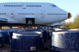 masa707さんが、ピナル空港で撮影したデルタ航空 747-451の航空フォト(飛行機 写真・画像)