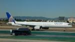 Bluewingさんが、ロサンゼルス国際空港で撮影したユナイテッド航空 757-33Nの航空フォト(飛行機 写真・画像)