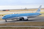 水月さんが、関西国際空港で撮影したKLMオランダ航空 787-9の航空フォト(写真)