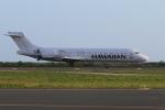 Hiro-hiroさんが、ダニエル・K・イノウエ国際空港で撮影したハワイアン航空 717-2BLの航空フォト(写真)