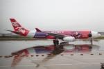 木人さんが、成田国際空港で撮影したエアアジア・エックス A330-343Xの航空フォト(写真)