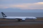 m_aereo_iさんが、中部国際空港で撮影したキャセイパシフィック航空 777-367/ERの航空フォト(写真)
