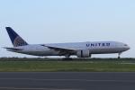 Hiro-hiroさんが、ダニエル・K・イノウエ国際空港で撮影したユナイテッド航空 777-222の航空フォト(写真)