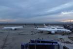 m_aereo_iさんが、中部国際空港で撮影したキャセイパシフィック航空 A350-941XWBの航空フォト(写真)