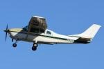 =JAかみんD=さんが、調布飛行場で撮影した川崎航空 TU206G Turbo Stationair 6 IIの航空フォト(写真)