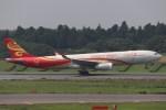 BOEING737MAX-8さんが、成田国際空港で撮影した香港航空 A330-343Xの航空フォト(写真)