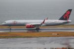 TIA spotterさんが、羽田空港で撮影したジェットマジック 757-23Aの航空フォト(写真)