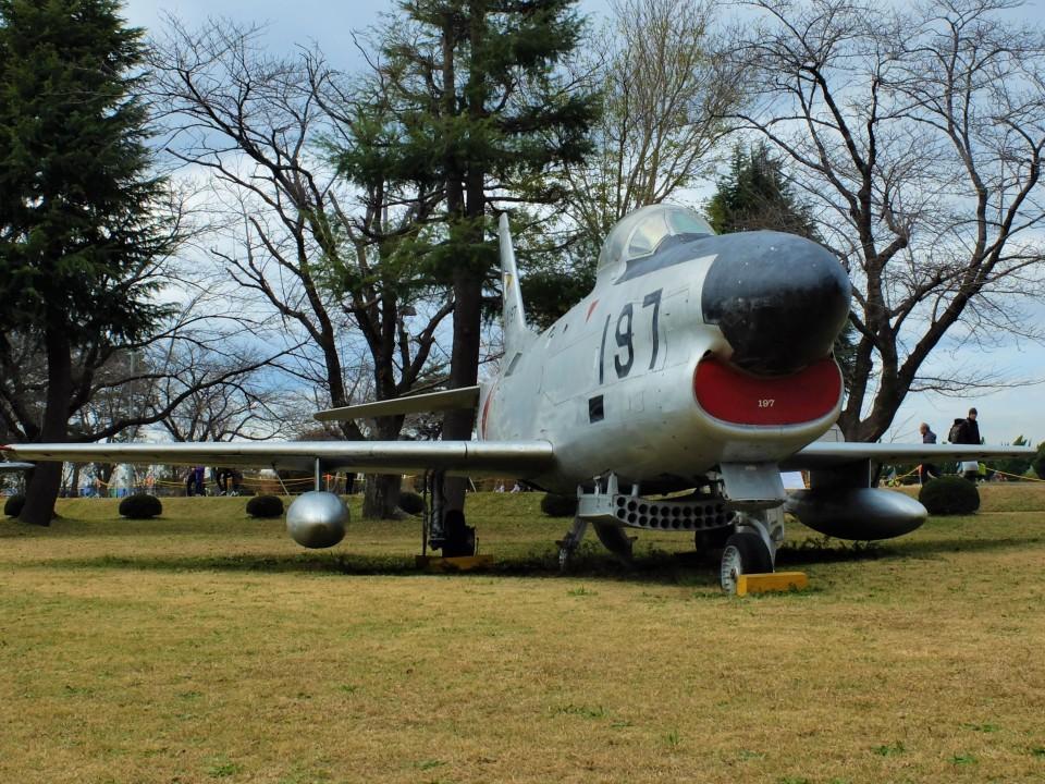 Smyth Newmanさんの航空自衛隊 North American F-86 Sabre (04-8197) 航空フォト