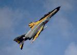 こびとさんさんが、茨城空港で撮影した航空自衛隊 F-4EJ Kai Phantom IIの航空フォト(写真)
