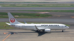 Cassiopeia737さんが、羽田空港で撮影した日本航空 737-846の航空フォト(写真)