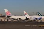 Rsaさんが、成田国際空港で撮影したチャイナエアライン 747-409F/SCDの航空フォト(飛行機 写真・画像)