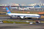 まいけるさんが、羽田空港で撮影した中国南方航空 777-31B/ERの航空フォト(写真)