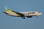 FY1030さんが、新千歳空港で撮影したAIR DO 737-781の航空フォト(写真)