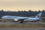 kikiさんが、成田国際空港で撮影した大韓航空 777-2B5/ERの航空フォト(写真)