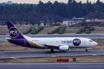 kikiさんが、成田国際空港で撮影したYTOカーゴ・エアラインズ 737-37Kの航空フォト(写真)