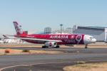 Y-Kenzoさんが、成田国際空港で撮影したエアアジア・エックス A330-343Xの航空フォト(写真)