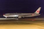 Y-Kenzoさんが、広島空港で撮影した日本航空 767-346/ERの航空フォト(写真)