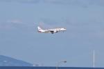 青春の1ページさんが、関西国際空港で撮影したジェイ・エア ERJ-190-100(ERJ-190STD)の航空フォト(写真)