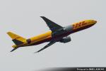 kina309さんが、成田国際空港で撮影したDHL 777-FZNの航空フォト(写真)