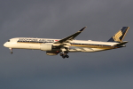 kinsanさんが、メルボルン空港で撮影したシンガポール航空 A350-941XWBの航空フォト(写真)