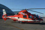 banshee02さんが、木更津飛行場で撮影した千葉市消防航空隊 AS365N3 Dauphin 2の航空フォト(写真)