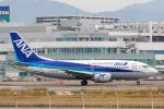 sg-driverさんが、福岡空港で撮影したANAウイングス 737-54Kの航空フォト(写真)