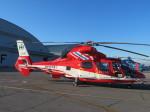 ランチパッドさんが、木更津飛行場で撮影した千葉市消防航空隊 AS365N3 Dauphin 2の航空フォト(飛行機 写真・画像)