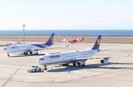 tamtam3839さんが、中部国際空港で撮影したルフトハンザドイツ航空 A340-313Xの航空フォト(写真)