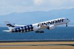 yabyanさんが、中部国際空港で撮影したフィンエアー A350-941の航空フォト(飛行機 写真・画像)