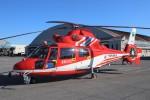YASKYさんが、木更津飛行場で撮影した千葉市消防航空隊 AS365N3 Dauphin 2の航空フォト(飛行機 写真・画像)