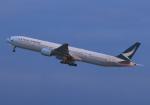 LOTUSさんが、関西国際空港で撮影したキャセイパシフィック航空 777-367の航空フォト(写真)