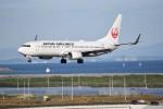 kumagorouさんが、仙台空港で撮影した日本航空 737-846の航空フォト(写真)