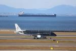 meijeanさんが、中部国際空港で撮影したスターフライヤー A320-214の航空フォト(写真)