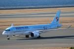 ドラパチさんが、中部国際空港で撮影した大韓航空 BD-500-1A11 CSeries CS300の航空フォト(飛行機 写真・画像)