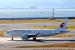we love kixさんが、関西国際空港で撮影した中国東方航空 A320-251Nの航空フォト(写真)