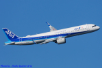 Chofu Spotter Ariaさんが、羽田空港で撮影した全日空 A321-272Nの航空フォト(飛行機 写真・画像)