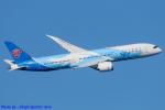 Chofu Spotter Ariaさんが、羽田空港で撮影した中国南方航空 787-9の航空フォト(飛行機 写真・画像)