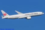 Chofu Spotter Ariaさんが、羽田空港で撮影した日本航空 777-246/ERの航空フォト(飛行機 写真・画像)