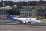 KAZFLYERさんが、成田国際空港で撮影したマンダリン航空 ERJ-190-100 IGW (ERJ-190AR)の航空フォト(飛行機 写真・画像)