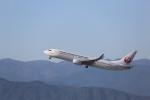 meijeanさんが、福岡空港で撮影した日本トランスオーシャン航空 737-8Q3の航空フォト(写真)