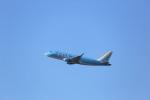 meijeanさんが、福岡空港で撮影したフジドリームエアラインズ ERJ-170-100 (ERJ-170STD)の航空フォト(写真)
