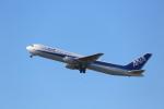 meijeanさんが、福岡空港で撮影した全日空 767-381/ERの航空フォト(写真)