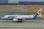 ちっとろむさんが、新千歳空港で撮影したジェットスター・ジャパン A320-232の航空フォト(飛行機 写真・画像)